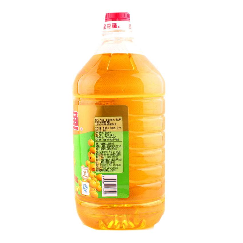 金龙鱼一级大豆油5l